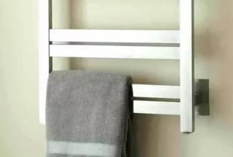 How to choose the water heated towel rail for the bathroom?