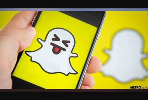 How to use the snapchat?