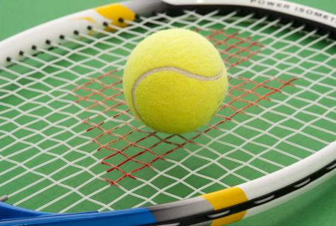 Big tennis – as it is correct to choose a racket and to learn to play big tennis?