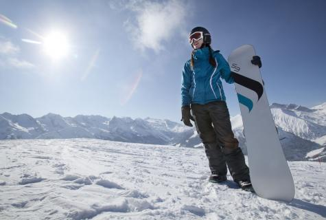 How to learn to ride a snowboard?
