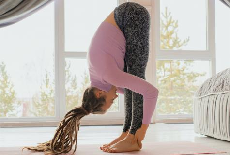 Whether it is possible to practice yoga at cold and cold