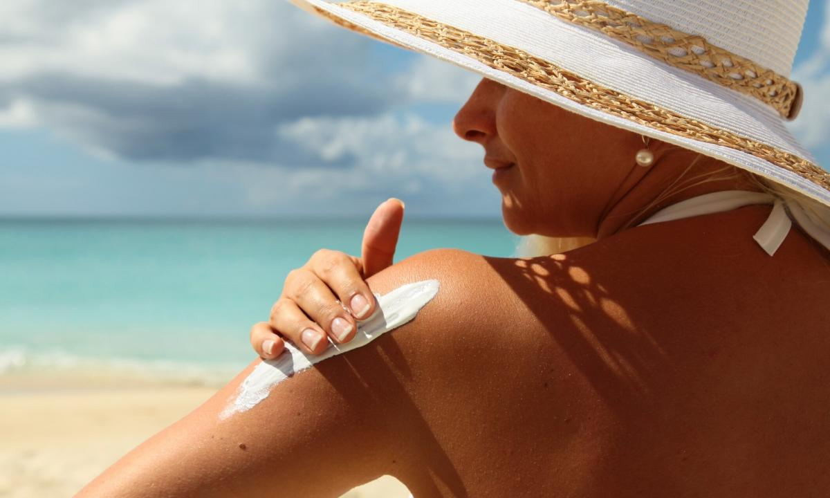 How to choose cream after suntan