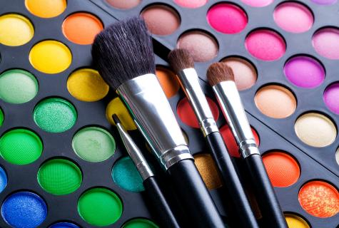 Tools for make-up - beauty arsenal