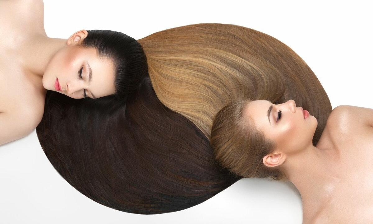 Effect of lamination of hair