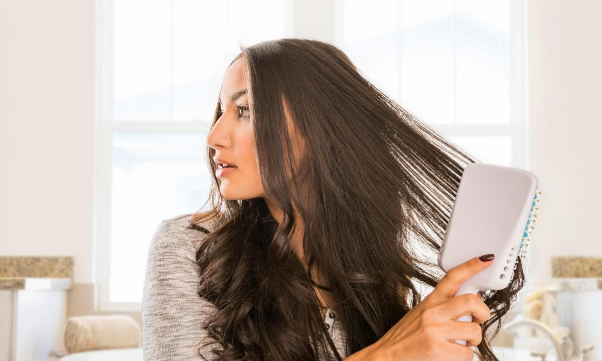 How to accelerate growth of hair in house conditions
